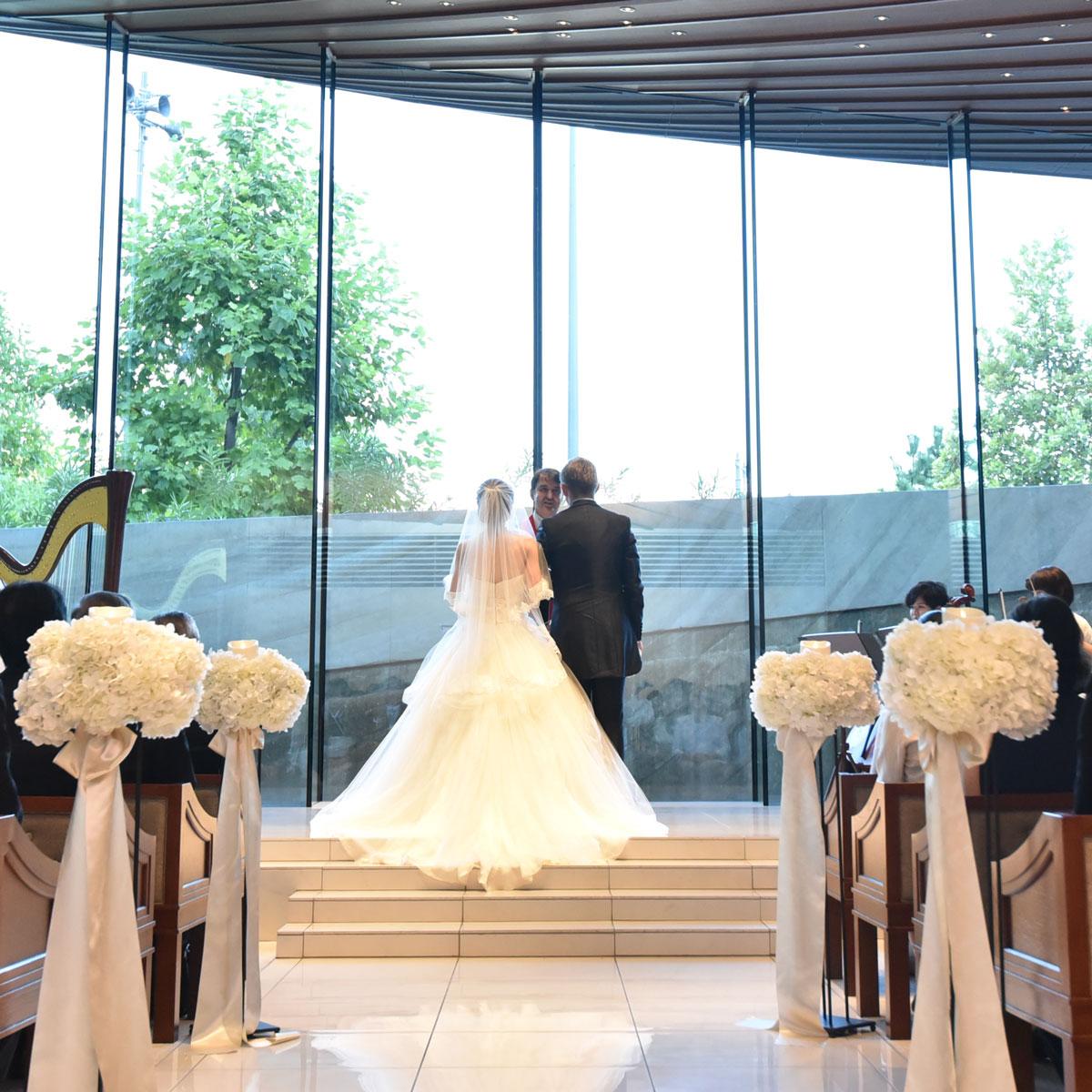 結婚式プロフィールビデオ お客様の声 K夫妻