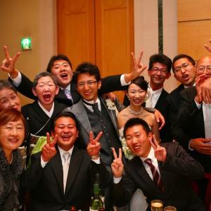 結婚式ムービー お客さまの声写真