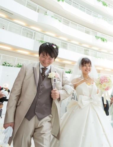 結婚式 ムービー|お客様の声写真 N様