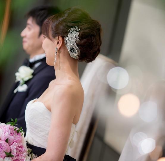 結婚式 ムービー お客様の声 H夫妻4