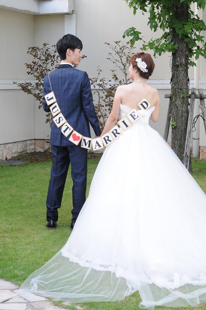 結婚式 ムービー お客様の声 E夫妻2