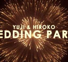 結婚式 オープニングムービー フィルムスライド3