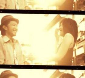 結婚式 オープニングムービー フィルムスライド4